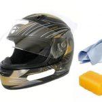 Nettoyer un casque de moto