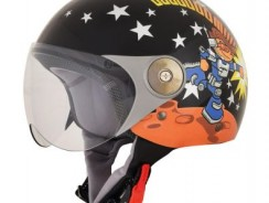 Choose a child jet helmet